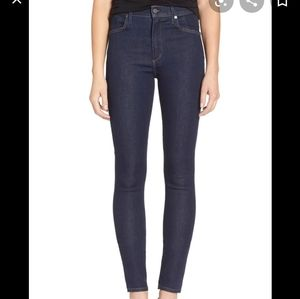 Citizens of Humanity Crop High-Rise Skinny Jeans